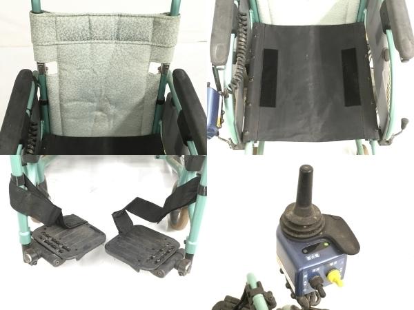 【引取限定】YAMAHA 軽量型 電動車椅子 タウニィジョイ X0B ヤマハ 中古 直 Y5882523_画像5