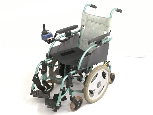 【引取限定】YAMAHA 軽量型 電動車椅子 タウニィジョイ X0B ヤマハ 中古 直 Y5882523_画像1
