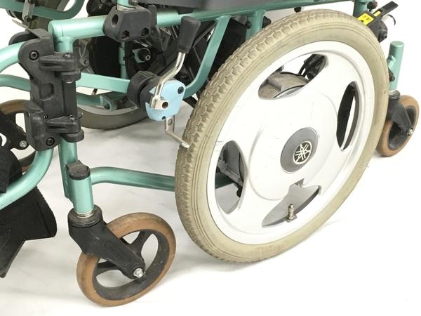【引取限定】YAMAHA 軽量型 電動車椅子 タウニィジョイ X0B ヤマハ 中古 直 Y5882523_画像9