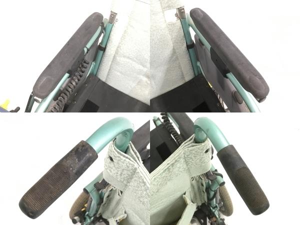 【引取限定】YAMAHA 軽量型 電動車椅子 タウニィジョイ X0B ヤマハ 中古 直 Y5882523_画像6