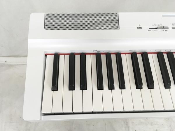 【引取限定】 YAMAHA P-125 電子ピアノ 88鍵 2019年製 ヤマハ ジャンク 直 W5784648_画像2