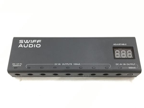 SWIFF AUDIO P200 パワーサプライ スイフオーディオ ギター エフェクター 中古 美品 H5893169_画像5