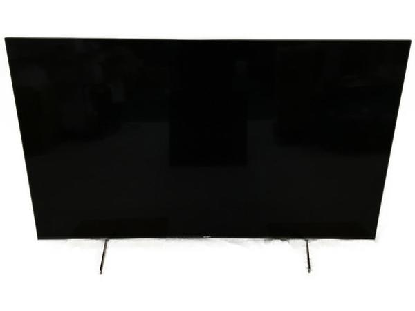 SONY BRAVIA KJ-65X9500H プレミアム 4K 液晶 テレビ 2020年製 ブラビア ソニー 中古 訳有 N5788070_画像1