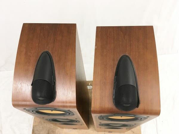 【引取限定】B&W Bowers & Wilkins 704 トールボーイ スピーカー ペア オーディオ 音響機器 中古 直W5910429_画像3