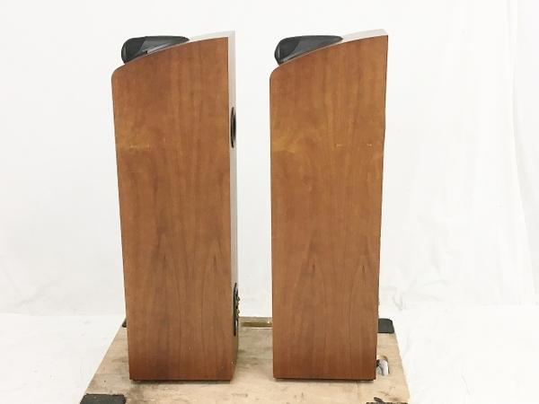 【引取限定】B&W Bowers & Wilkins 704 トールボーイ スピーカー ペア オーディオ 音響機器 中古 直W5910429_画像4