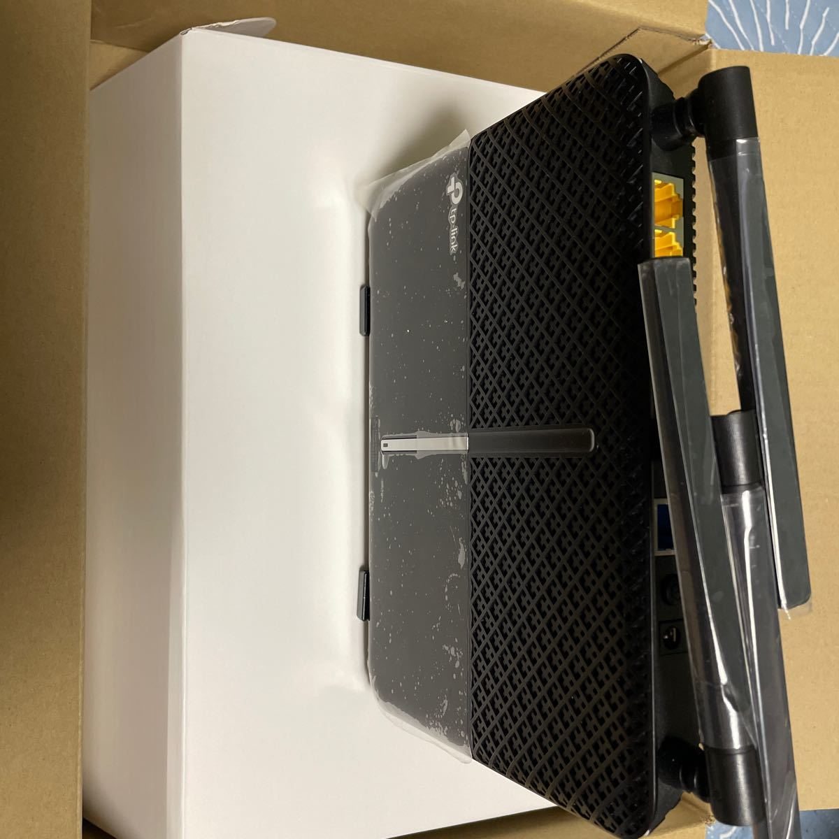 WiFiルーター1733Mbps+800Mbps 無線lanルーター  IPv6 ギガビット TP-Link  Archer