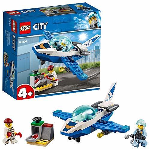 レゴ(LEGO) シティ ジェットパトロール 60206 ブロック おもちゃ 男の子_画像1