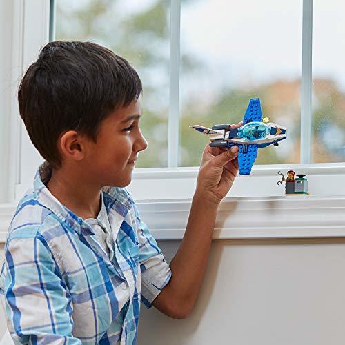 レゴ(LEGO) シティ ジェットパトロール 60206 ブロック おもちゃ 男の子_画像7