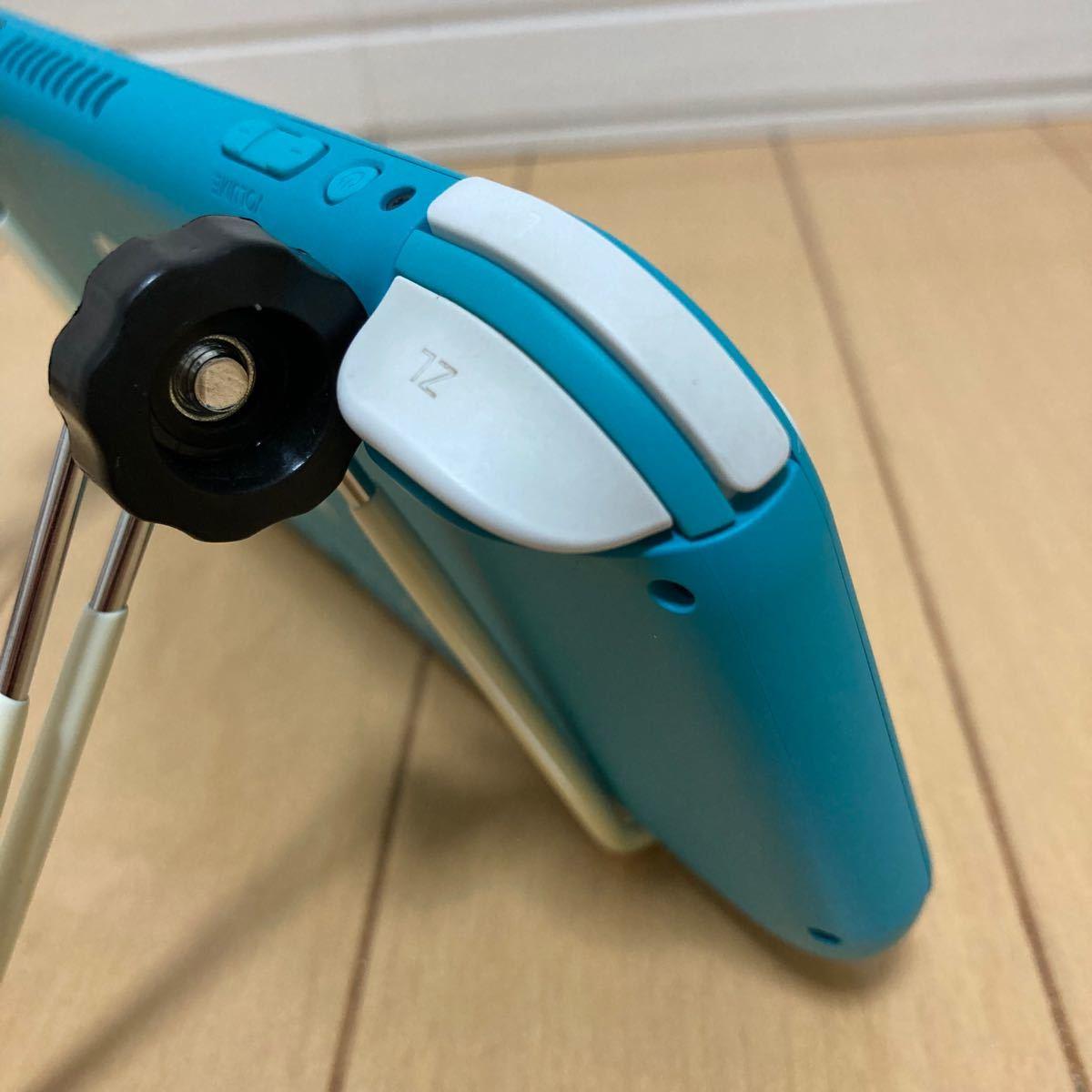 Nintendo switch lite 動作確認済み ターコイズ 任天堂スイッチライト