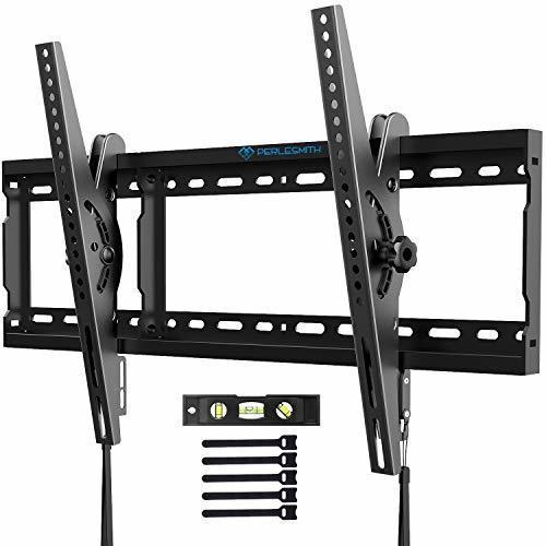 色ブラック PERLESMITH テレビ壁掛け金具 3770インチ 液晶テレビ対応 耐荷重60kg 左右移動式 角度調節可能 VE_画像1
