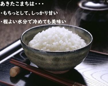 お米10kg 秋田県産あきたこまち 令和1年度産 白米_画像2