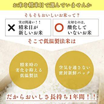 白 5kg 【精米】 低温製法米 白米 岩手県産 ひとめぼれ 5kg 令和2年産_画像3