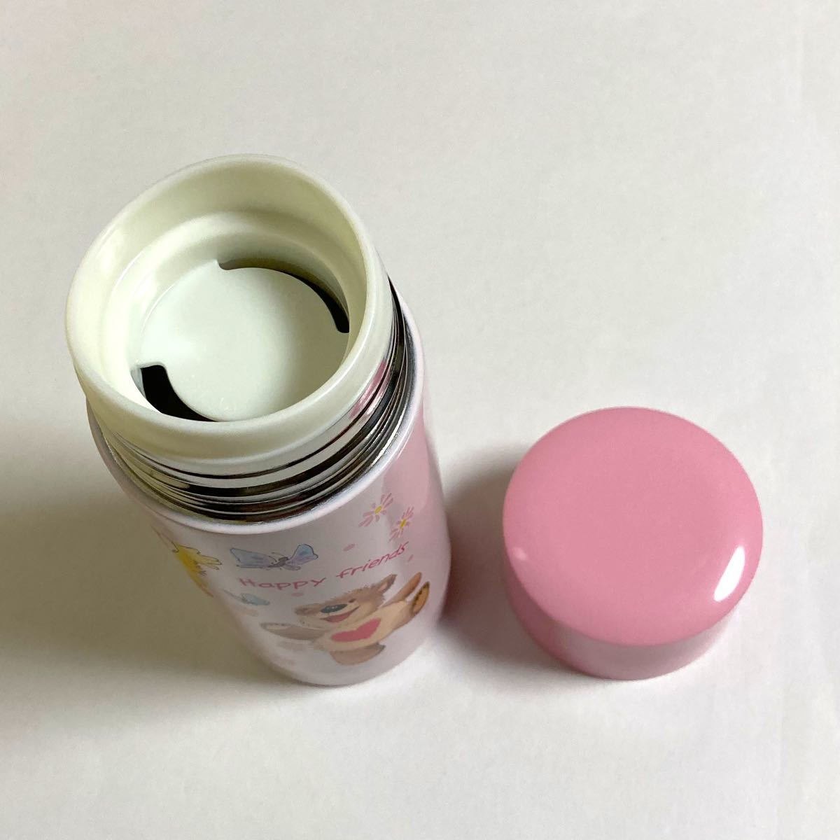 新品未使用 スージーズー 保温保冷ステンレスマグボトル 直飲み水筒 240ml