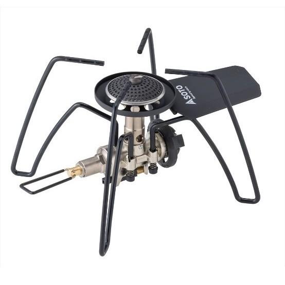 SOTO レギュレーターストーブ ST-310 モノトーンモデル Amazon限定モデル