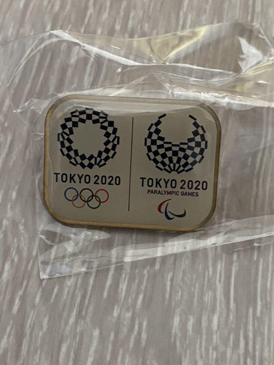 ★即決★未開封★東京2020オリンピックパラリンピック★エンブレム ピンバッジ ピンズ ピンバッチ★2個セット★TOKYO2020_画像4