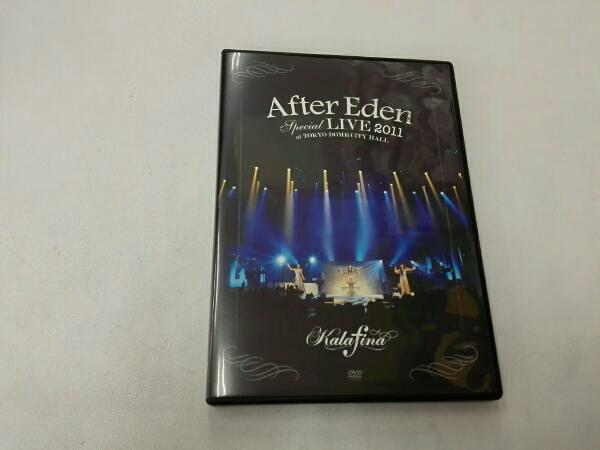 "Kalafina""After EdenSpecial LIVE2011at TOKYO DOME CITY HALL ライブグッズの画像"
