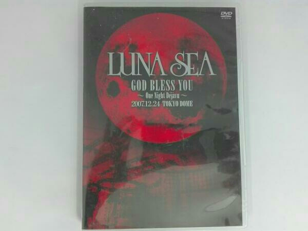 LUNA SEA GOD BLESS YOU~One Night Dejavu~2007.12.24 TOKYO ライブグッズの画像