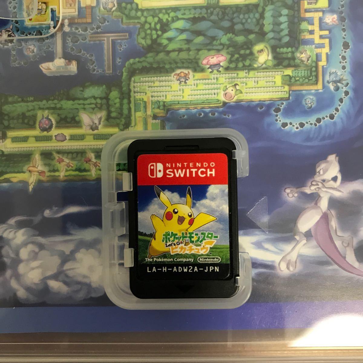 Switch ポケットモンスター Let''s Go ピカチュウ