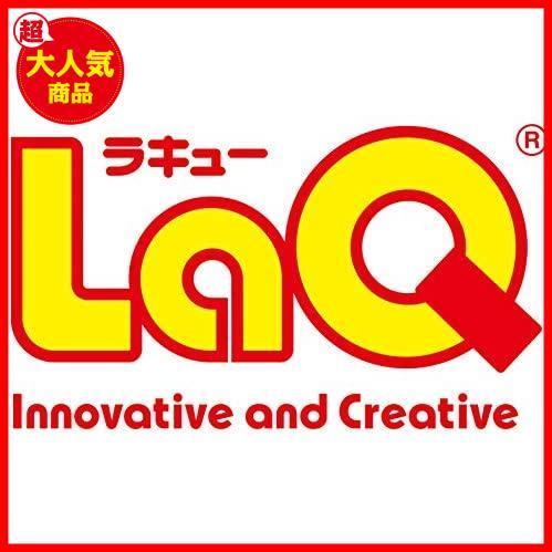 ラキュー (LaQ) フリースタイル(FreeStyle) 100レッド_画像3