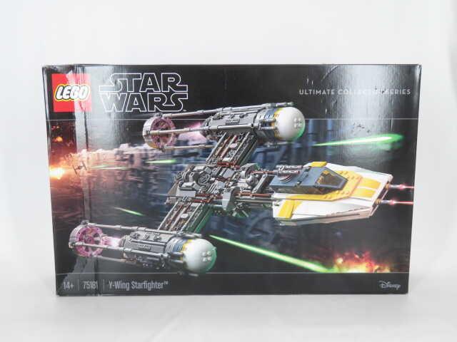 1円 未使用 LEGO レゴ 75181 スターウォーズ Yウィング スターファイター 雑貨 BU858_画像2