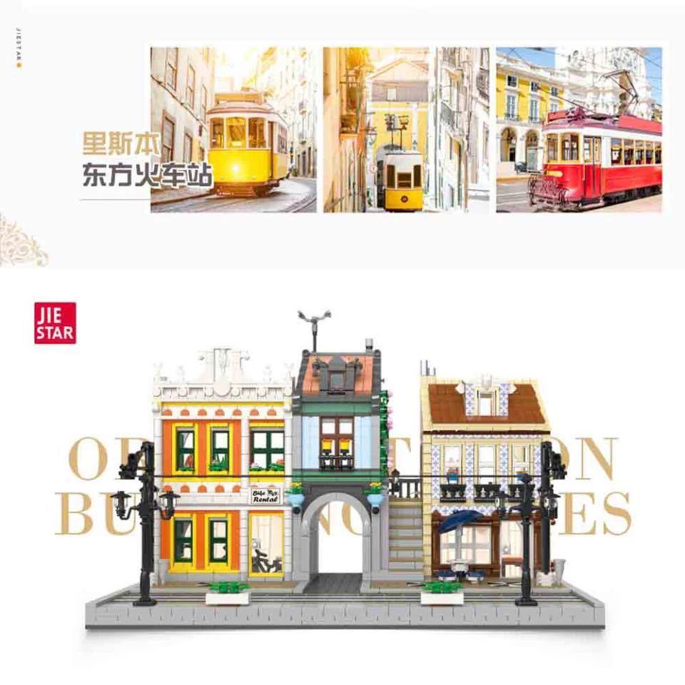 LEGO互換 オリエント駅_画像2