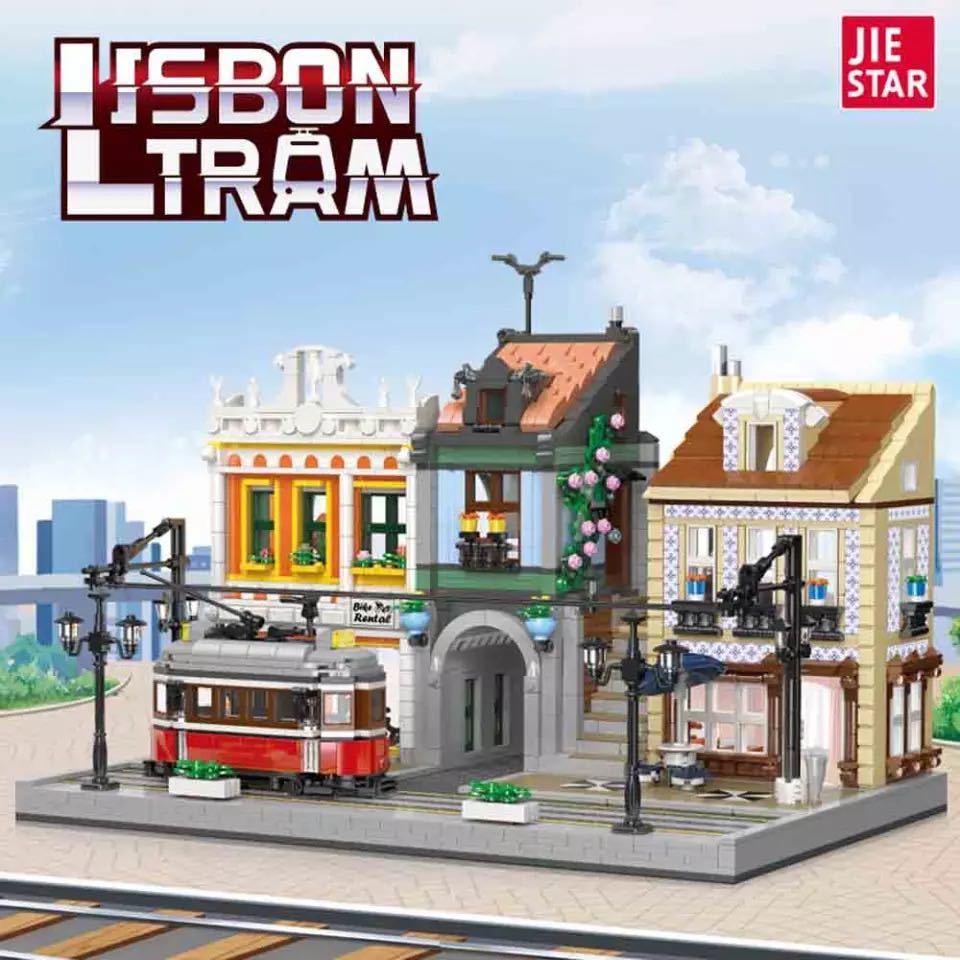 LEGO互換 オリエント駅_画像1