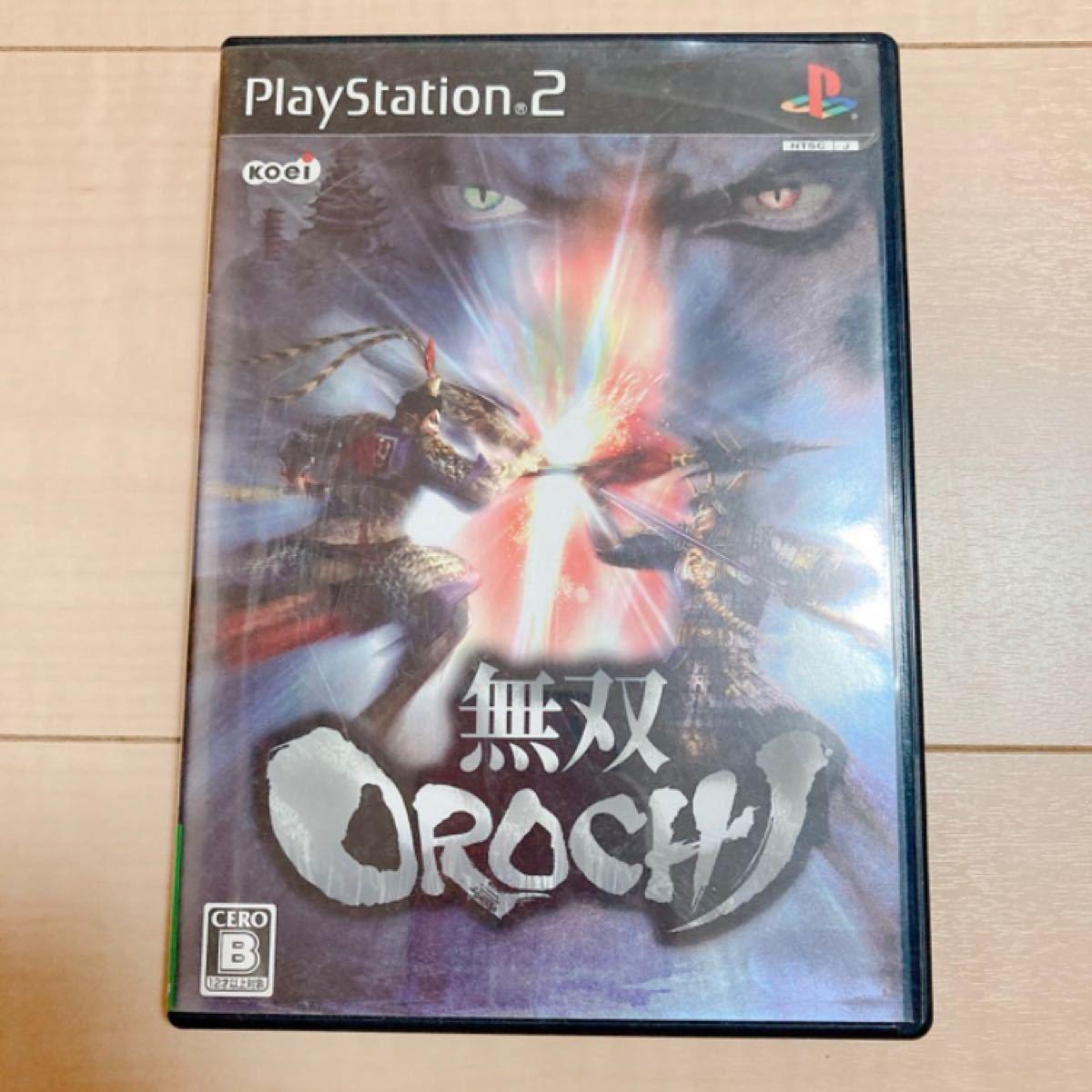 PS2 ソフト 無双OROCHI