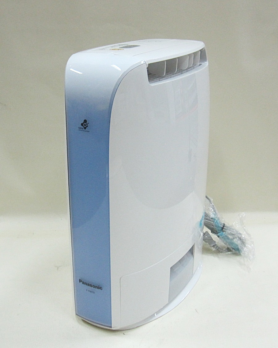 パナソニック デシカント方式衣類乾燥除湿機・F-Y60T8(ラベンダーブルー)_画像1