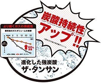 新品2) 430mlPET×24本 【強炭酸水】コカ・コーラ カナダドライ ザ・タンサン・ストロング 430mlPEPKMK_画像2