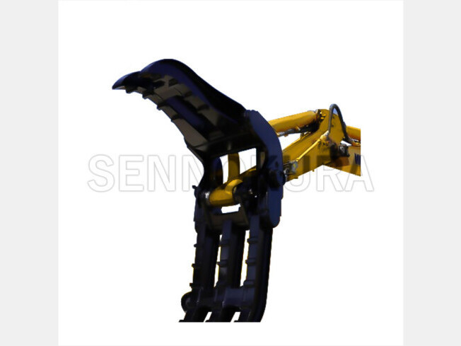 「アタッチメント(建設機械) その他メーカー 機械式フォーク 新品 2.0~3.5t 2点式 PC20-3」の画像1