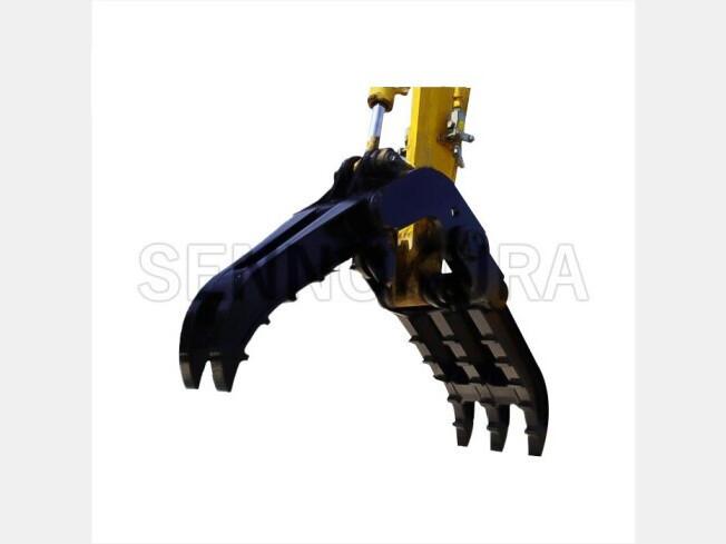「アタッチメント(建設機械) その他メーカー 機械式フォーク 新品 2.0~3.5t 2点式 PC20-3」の画像3