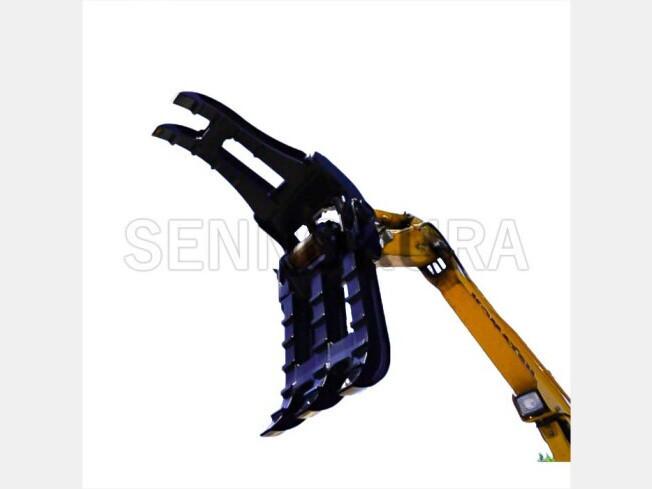 「アタッチメント(建設機械) その他メーカー 機械式フォーク 新品 2.0~3.5t 2点式 PC20-3」の画像2