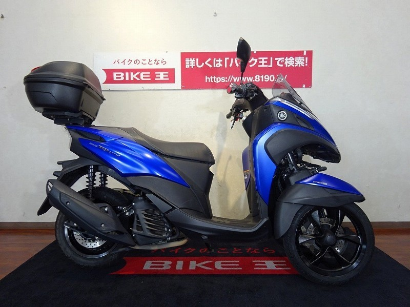 「TRICITY 155【ABS装備トップケース付き】」の画像1
