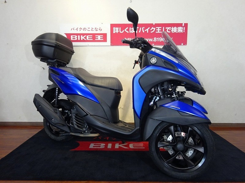 「TRICITY 155【ABS装備トップケース付き】」の画像2