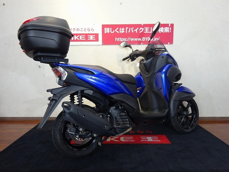 「TRICITY 155【ABS装備トップケース付き】」の画像3