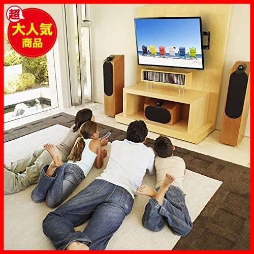 PERLESMITH テレビ壁掛け金具 中型 32-55インチ対応 アーム式 耐荷重45kg LCD LED 液晶テレビ用 前後&左右&上下多角度調節可能_画像7