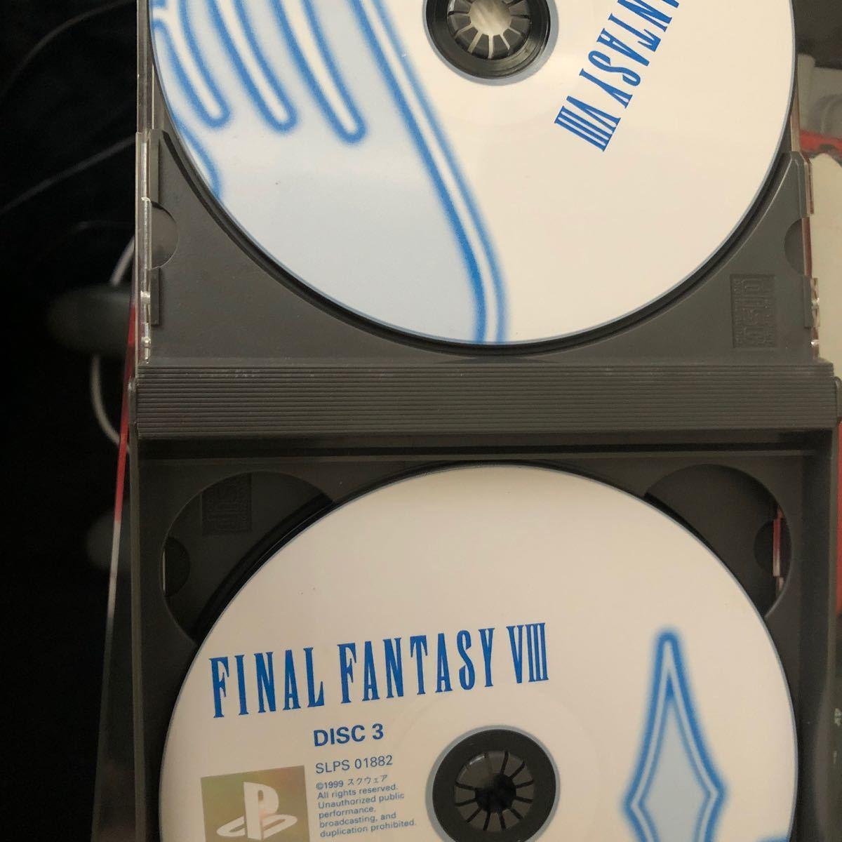 プレイステーション2 ドラクエ8 PlayStation ff8 動作未確認