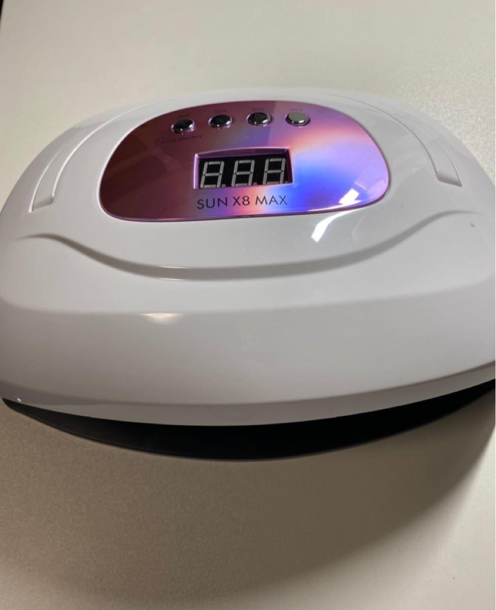 UVライト レジン用 硬化ライト LEDネイルドライヤー 150W 57LEDs