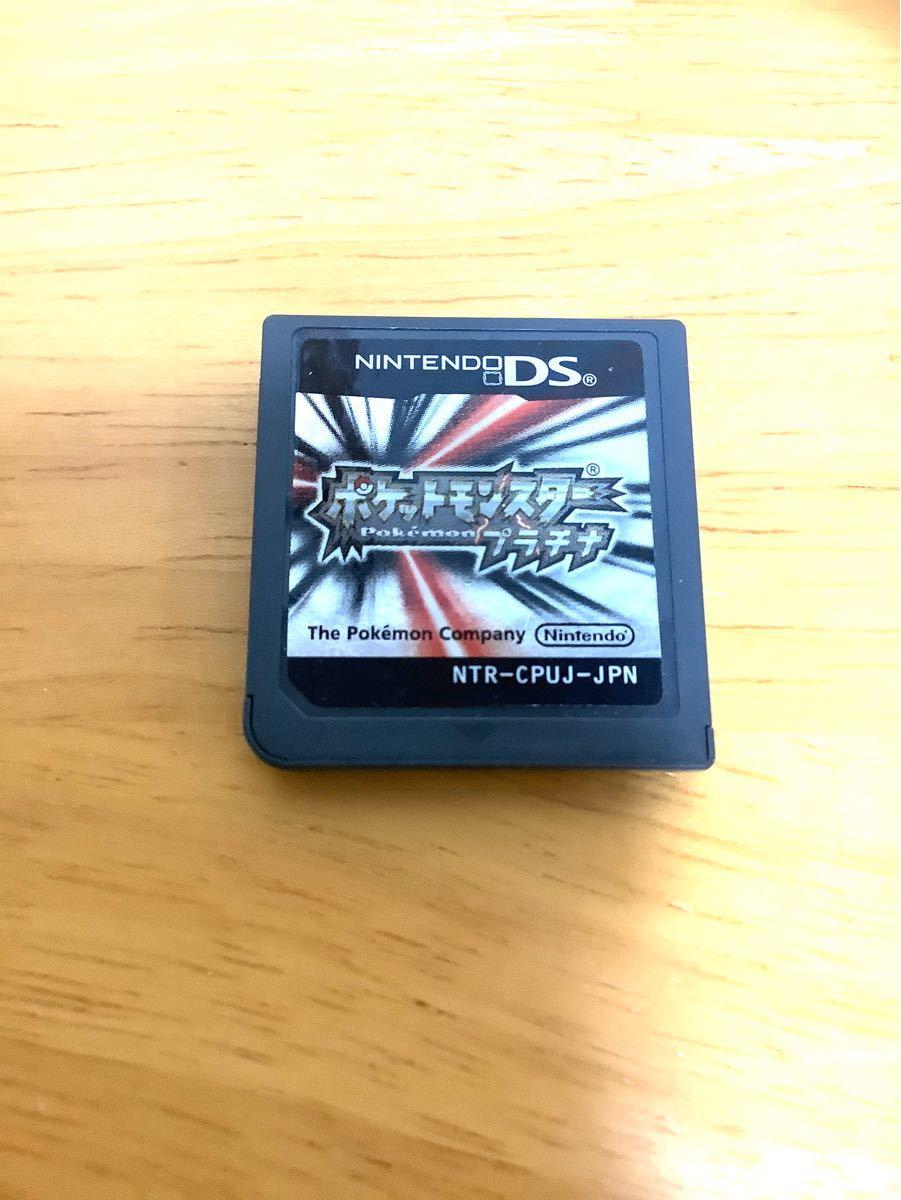ポケットモンスター プラチナ DSソフト