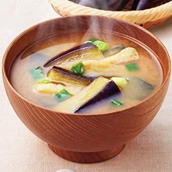 新品アマノフーズ フリーズドライ 味噌汁 ( なす わかめ 野菜 ) 3種類 30食 うちの おみそ汁 小袋ねぎ1袋WS6I_画像3