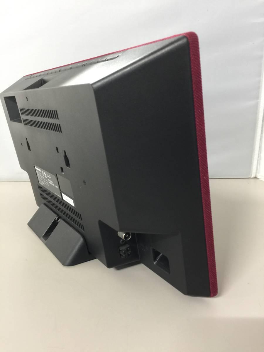 ●Panasonic ミニコンポ Bluetooth対応 SC-HC400-R レッド リモコン付 2017年製 コンパクトステレオシステム パナソニック 【21/0918/03_画像5