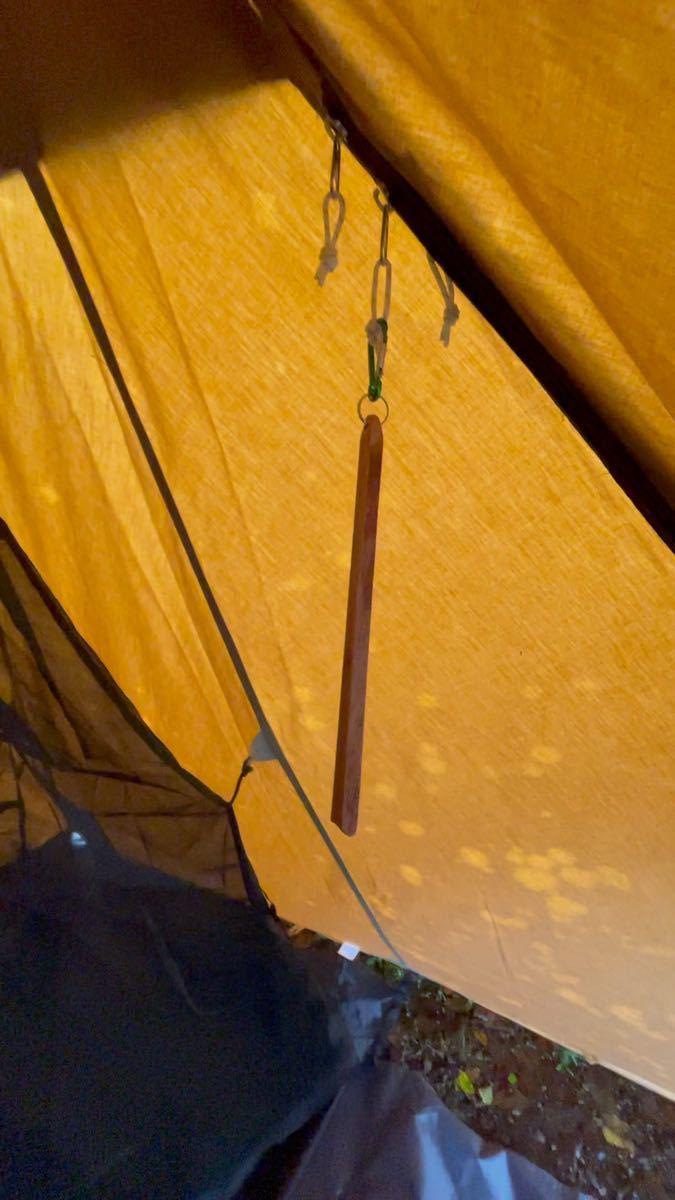 テント ファスナーサポートバー 5