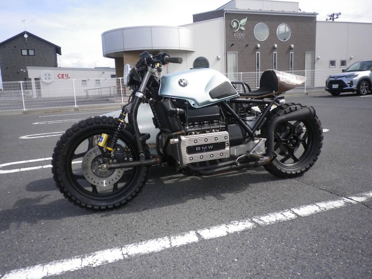 「BMW ホットロッドサイドカー K100 2Vベース」の画像1