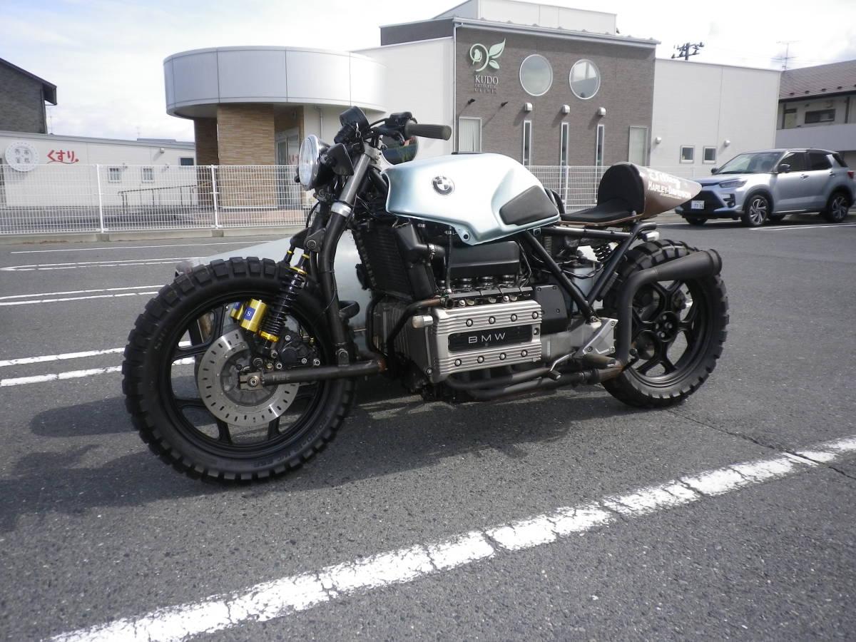 「BMW ホットロッドサイドカー K100 2Vベース」の画像3