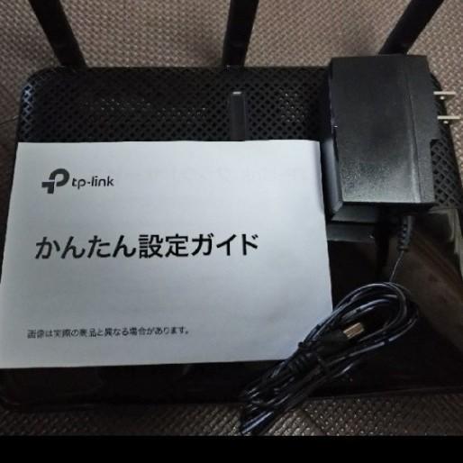 TP-Link Wi-Fi 無線LAN ルーター11ac AC2600 MU-MIMO IPv6  Archer A10