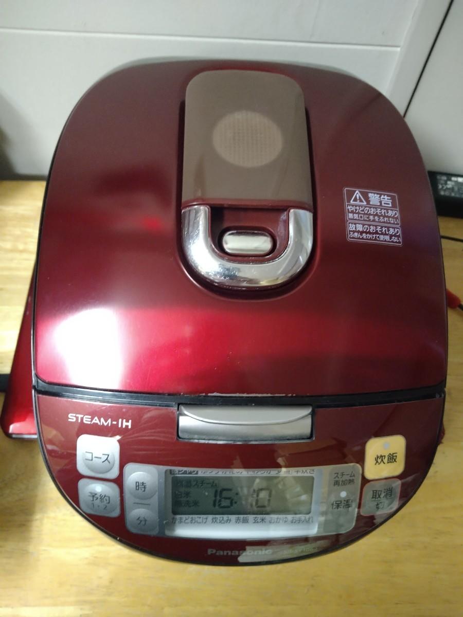 Panasonic SR-SY106J 炊飯器 パナソニック IH炊飯ジャー