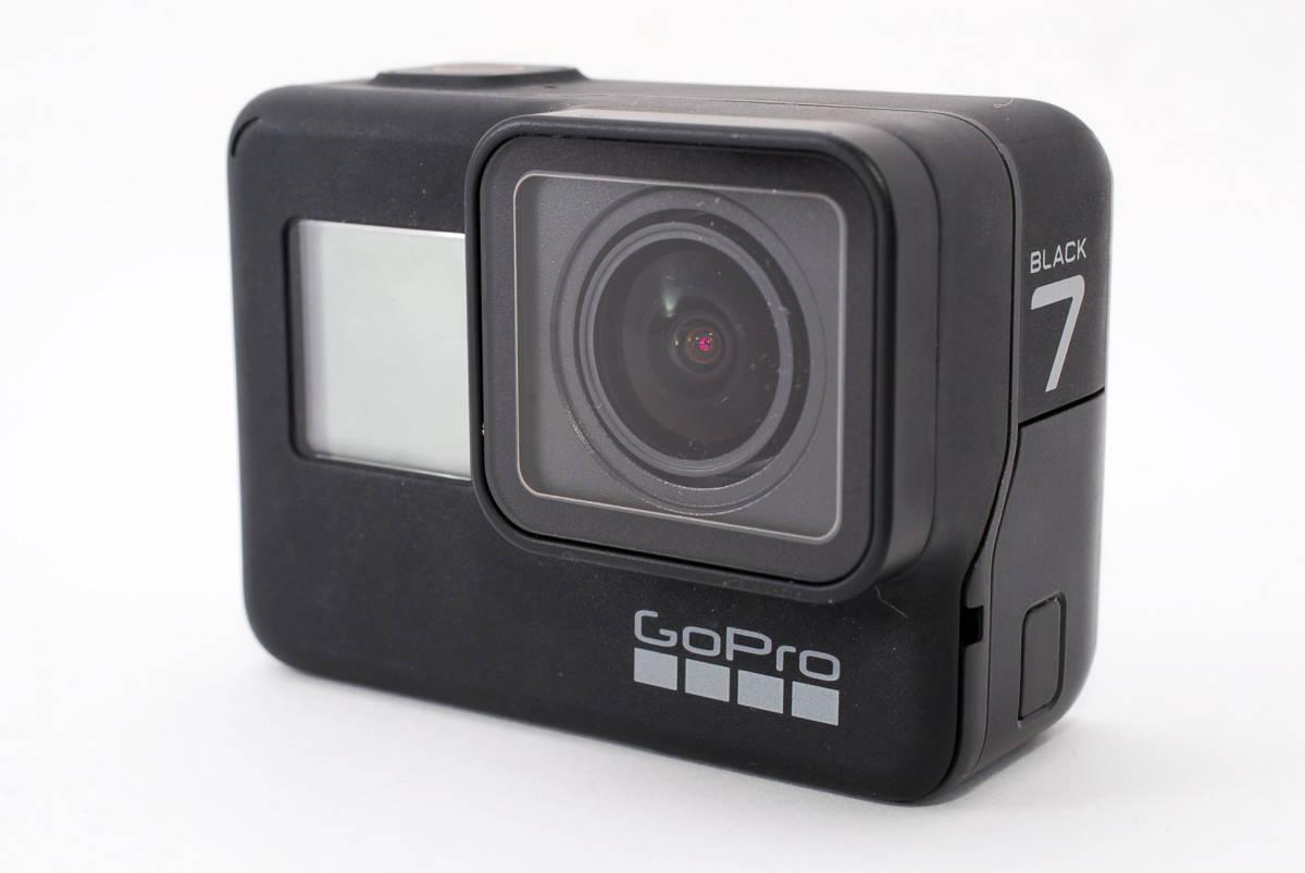 ■ジャンク品■ GoPro HERO7 Black アクションカメラ 本体のみ #746