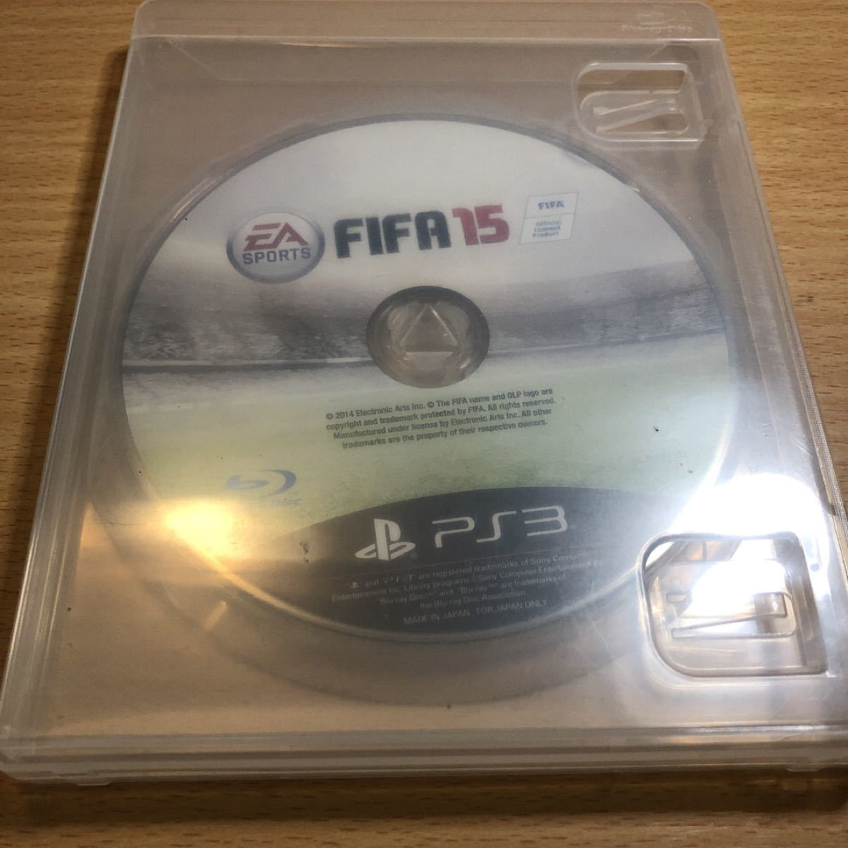 PS3ソフト FIFA15