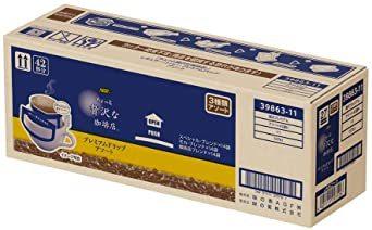 42袋 AGF ちょっと贅沢な珈琲店 レギュラーコーヒー プレミアムドリップ アソート 42袋 【 ドリップコーヒー_画像8