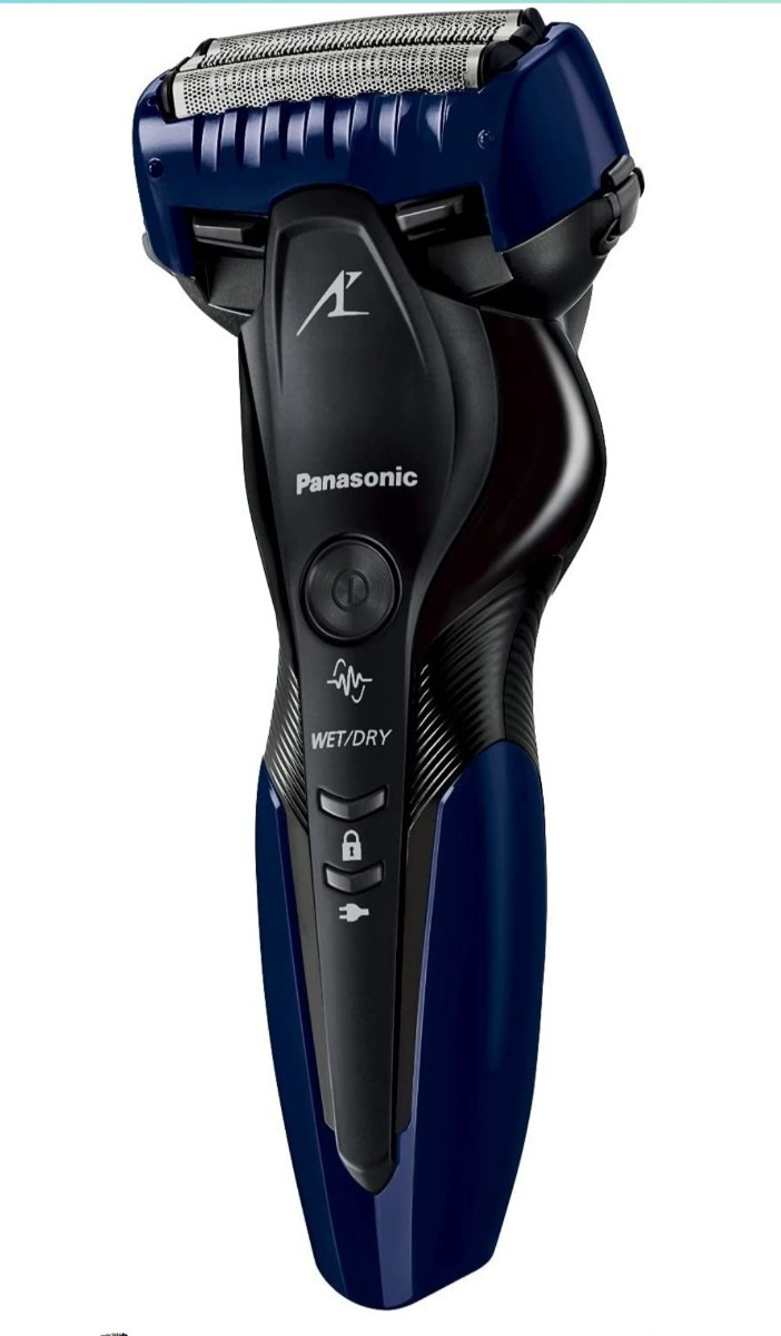 Panasonic パナソニック ES-CST2T-A リニアシェーバー ラムダッシュ(3枚刃)青